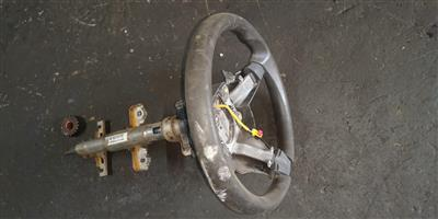 Chev and Opel steering column