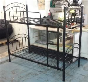 Brand New Steel Double Bunk Beds