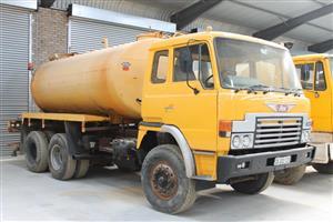 1993 Hino 39-240 Water Bowser