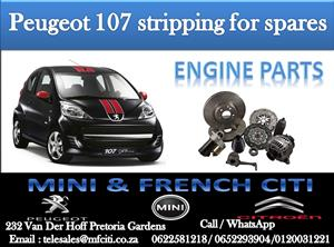   BIG PROMOTION ON PEUGEOT 107 ENGINE PARTS