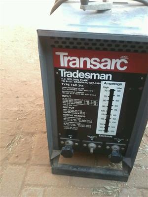 trans arc welder