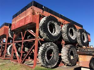 Pontoons, Counterweight Structures, and Spreader Bars in DCD Marine A Berth Auction.