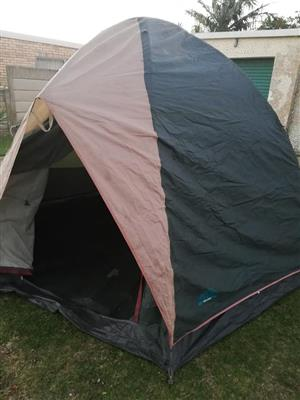 Dome 4men tent
