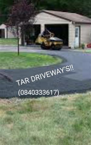 TAR, DRIVEWAY'S, CONCRETE!!!