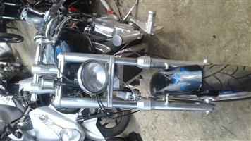 Honda vt 1100 shadow stripping for spares !!