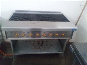 8 Burner Gas Griller