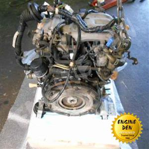 MAZDA / FORD ROTARY  TWIN TURBO 13B USED ENGINE P.O.A