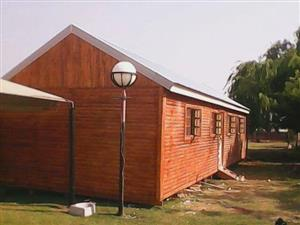 Quality and affordably wendy-houses and log-homes