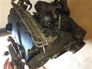 VW Polo ATD 1.9 TDI Enjin
