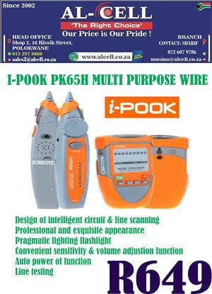 I-POOK PK65H Multi Purpose Wire Tracker