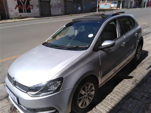 2015 VW Polo hatch 1.2TSI Comfortline
