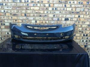 Honda Jazz Prefacelift Front Bumper