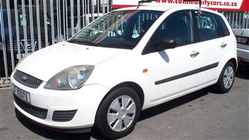 2006 Ford Fiesta hatch 5-door FIESTA 1.6i AMBIENTE 5Dr