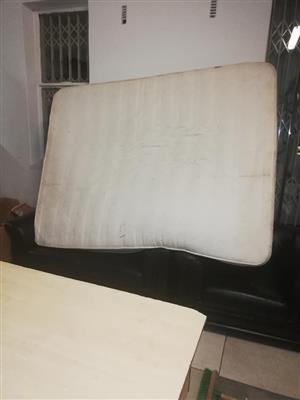 Qeeun size extra lenght coricraft bed for sale.