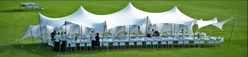 Stretch Tent Fabric Supplier