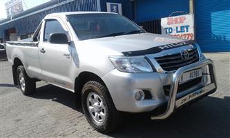 2009 Toyota Hilux 2.5D 4D