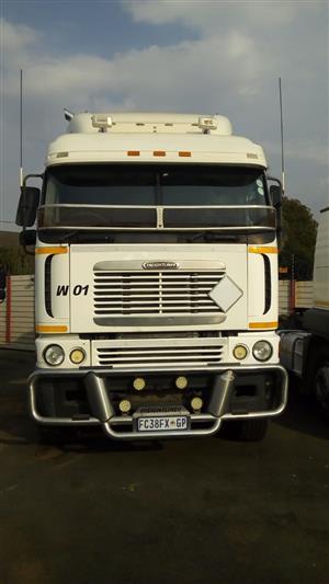 2009 Freightliner Argosy CAT C15-515 (6x4) Truck Tractor