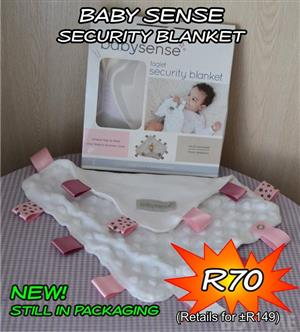 Baby sense security blanket for sale