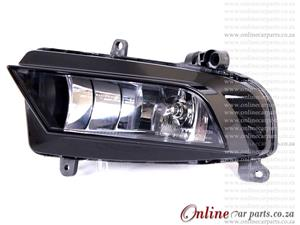 Audi A4 1.8T Left Hand Side Fog Light Assembly 2012-