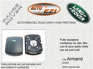 Land Rover Discovery 4 Steering Airbag