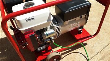 Honda GX 390 7kVa generator