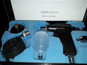 Body airbrush kit