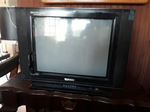 Telefunken 54cm TV for sale in George