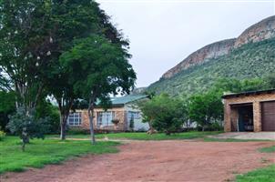 Magaliesburg Biosphere Guest Farm