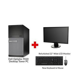 Refurbished Dell Optiplex 9020 Desktop Tower PC