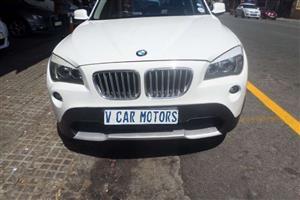 2011 BMW X1 xDrive25i auto