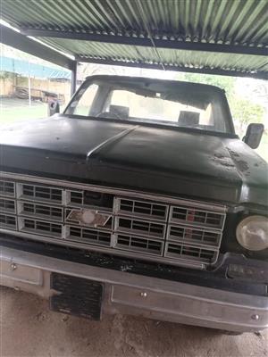 1975 Chevrolet C10 4x4