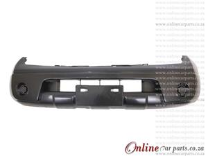 Nissan Navara 06-10 Front Bumper With Fog Light Cover