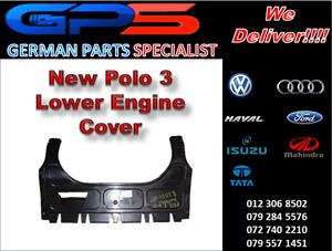 New VW Polo 3 Lower Engine Cover for Sale