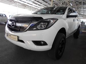 2018 Mazda BT-50 2.2 double cab SLE auto