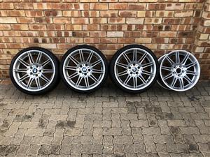 BMW 19 inch wheels