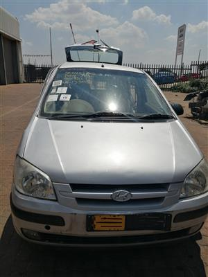 1.3 GETZ HYUNDAI SPARE PARTS FOR SALE