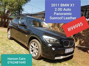 2011 BMW X1 sDrive20d M Sport