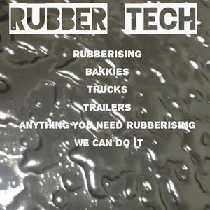 rubberising