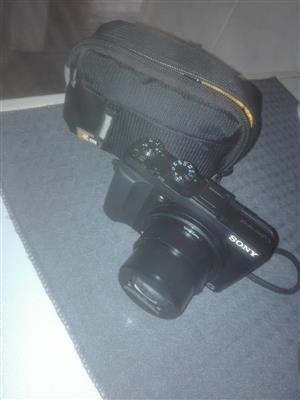 Sony dsc-hx50v