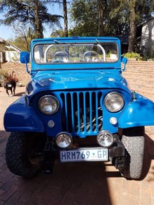 1972 Jeep Willys