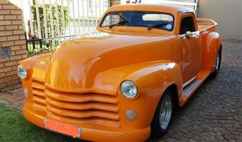 1948 Chevy V8 Rod