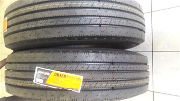 Brand New Truck Tyres For Sale in Mpumalanga Witbank.