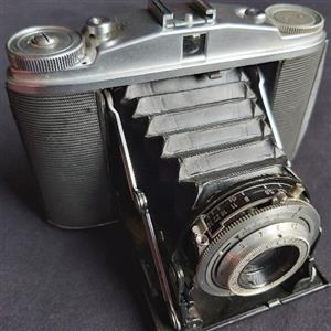 Agfa Isollette vintage camera