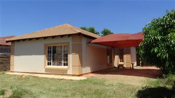 3 Bedroom Home in Nkwe Estates – R650 000