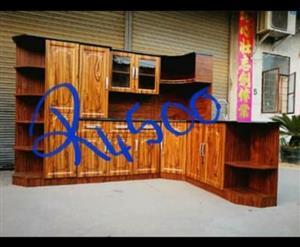 Wooden kitchen unit for sale