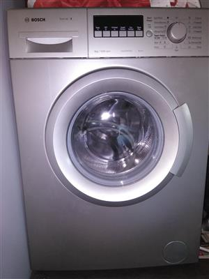 Washing machine for sale (Bosh) Front loader automatic