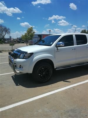 2011 Toyota Hilux 4.0 V6 double cab Raider Heritage Edition