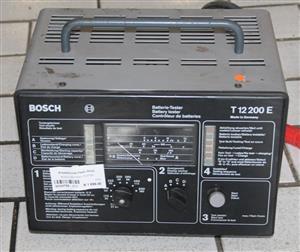Bosch battery tester S030378A #Rosettenvillepawnshop
