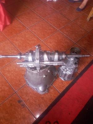 Nissan 1400 gearbox