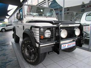 1996 Land Rover Defender 110 2.5Tdi pick up